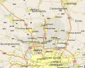 Garden City Idaho Map Welwyn Garden City Map And Road Maps Of