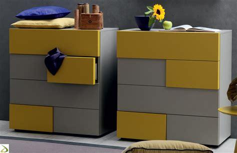 cassettiere design settimino design 6 cassetti spark arredo design