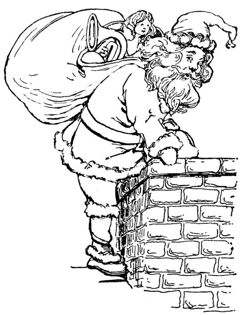 victorian christmas houses coloring page coloring pages
