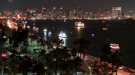 san diego bay parade of lights 2013 san diego bay parade of lights timelapse by aloha