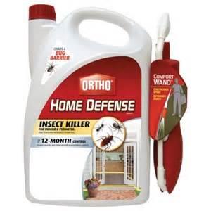 ortho home defense reviews ortho home defense 1 gallon wand walmart