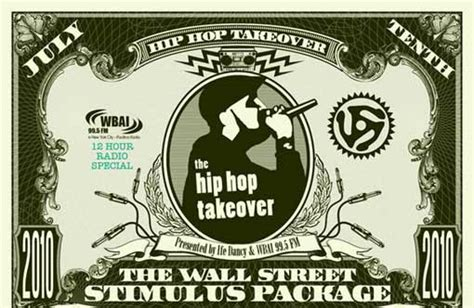 The Hip Hop Takeover by Wbai S Hip Hop Takeover So Fresh And So Green