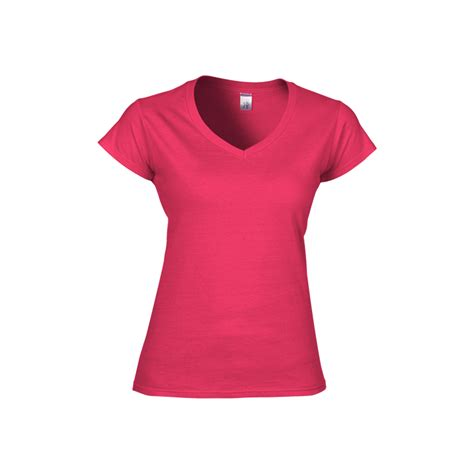 Gildan Softstyle 1 gildan softstyle v neck t shirt 63v00l 6 colors