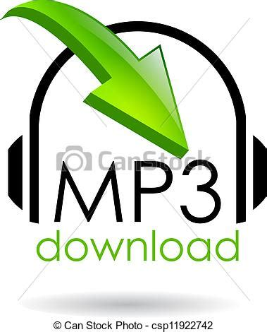download mp3 from clyp eps vector of mp3 download vector symbol isolated on white
