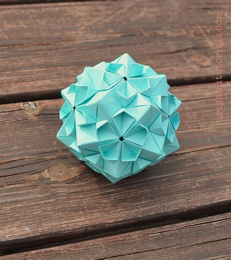 Origami Paper Balls - 25 best ideas about origami on paper