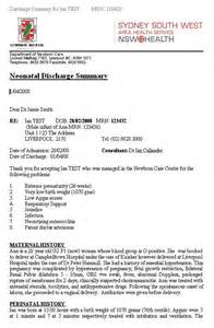surgery discharge summary template 28 surgery discharge summary template 8 hospital