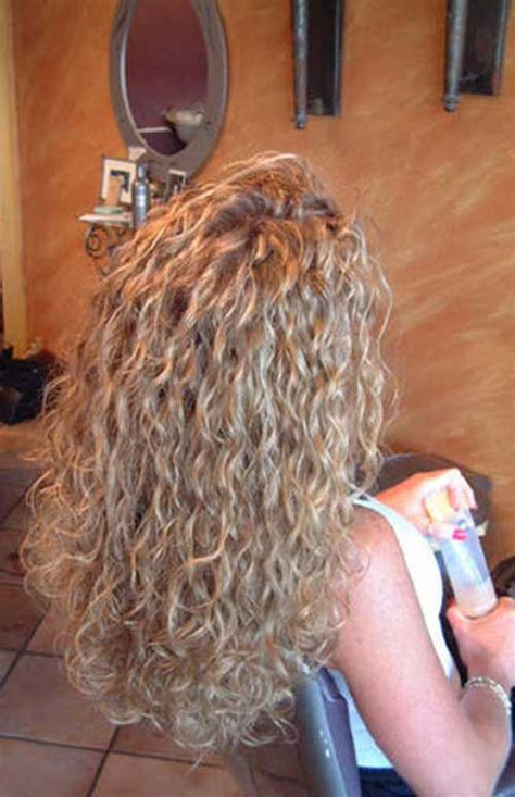 permanant for long hair 25 new hair styles for curly hair long hairstyles 2016