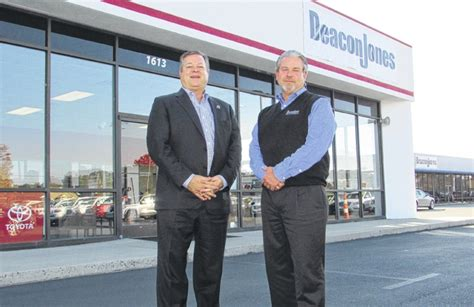 deacon jones nissan sson independent deacon invests in sson