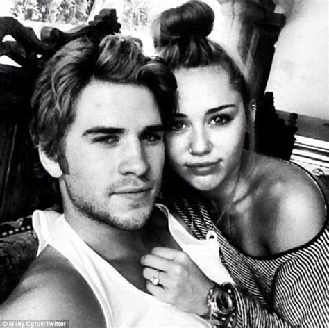 liam hemsworth tattoo miley cyrus reveals new a quote from