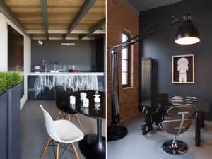 industrial modern design modern industrial loft in poland decoholic