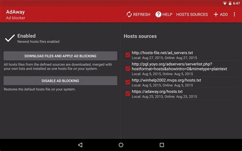 adsaway apk adaway v3 3 180307 ads blocker for android apk is here apkmb