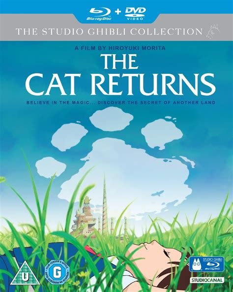 ghibli film the cat returns boom competitions 166 win a copy of the cat returns on blu ray