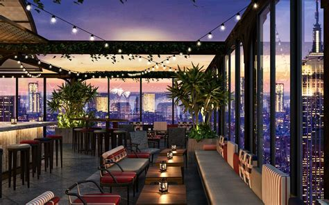 rooftops  nyc sonal  shah event consultants llc