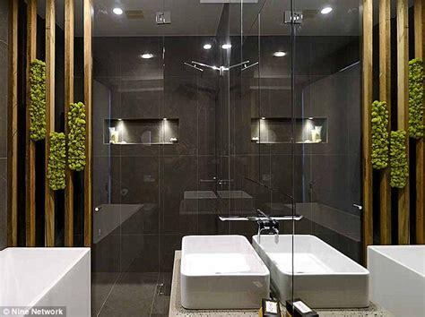2014 award winning bathroom designs award winning the block 2014 kyal and kara get full marks on bathroom