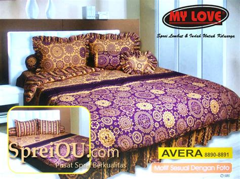 Sprei My King Sprei My Avera King 180x200