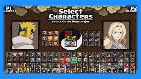 mod game naruto mugen naruto shippuden struggle ninja mugen download go go