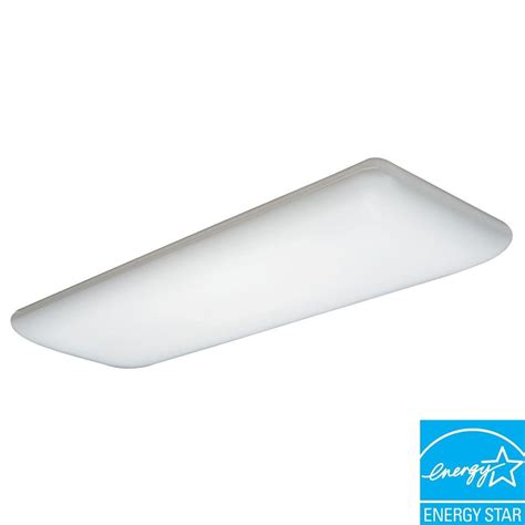 Lithonia Lighting 4 Light White Fluorescent Ceiling Light Fluorescent Ceiling Light Cover