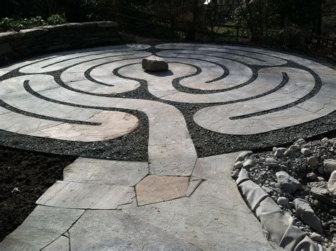 a healing labyrinth part 1 the garden diaries