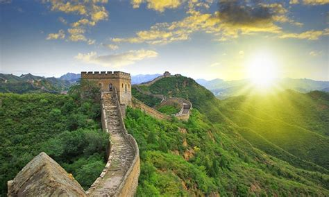 three city tour of china with airfare from smartours in shanghai groupon getaways