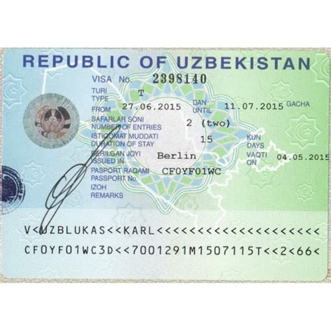Visa Support Letter Uzbekistan Uzbekistan Visa Information Uzbekistan Tour Operators And Travel Agency Asia Adventures