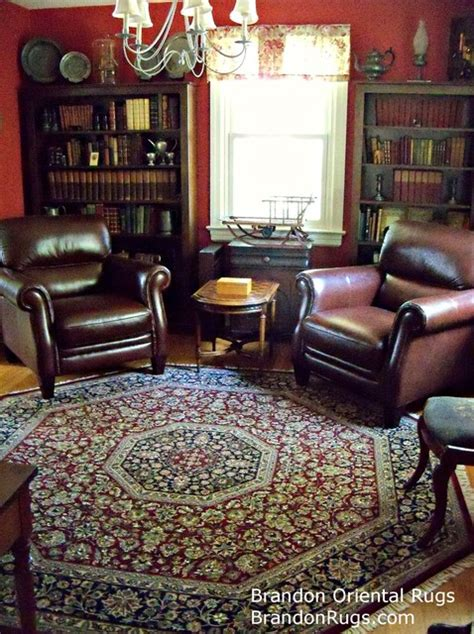 Rugs For Office by Rug For Study In Renovated Doylestown Pa Bucks