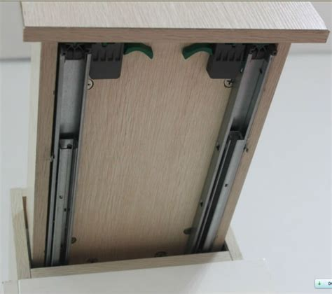 Undermount Drawer Slide Installation by Blumotion Extension Undermount Slide With Locking