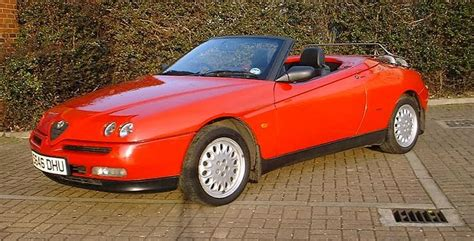 alfa romeo spider review