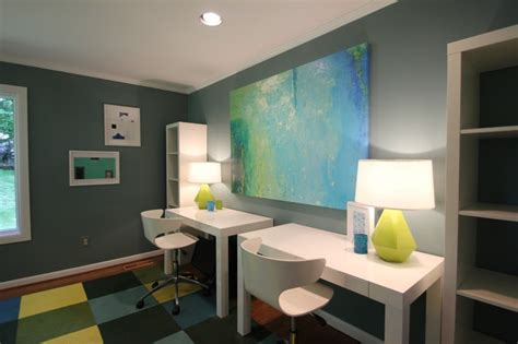 homework room in great falls modern dc