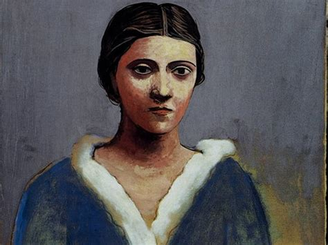 picasso paintings of olga picasso s granddaughter selling artwork business insider
