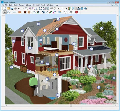 build a house software building design program images