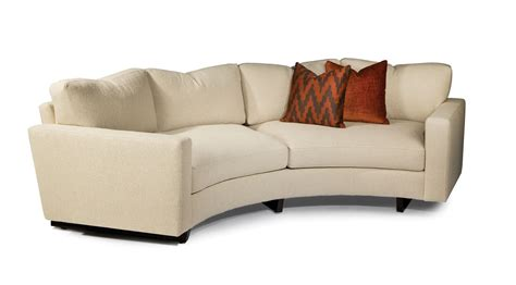 semi circle sectional sofa curved sofa sectionals curved sectional sofas you ll love