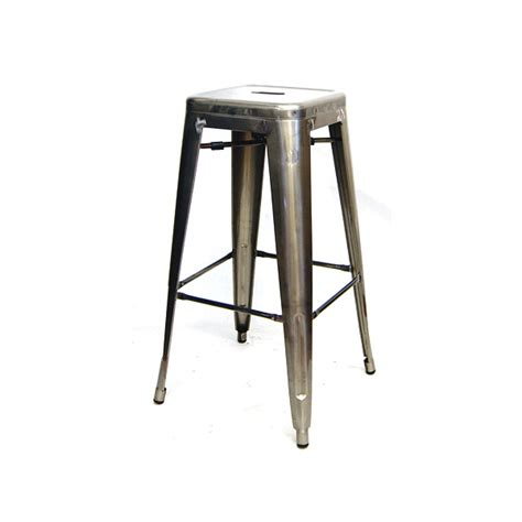 pewter bar stools pewter finish tolix bar stool tablebasedepot