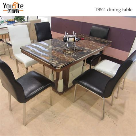 Marble Top Dining Table Price Selling To India Marble Top Wood Dining Table With Cheap Price Buy Marble Top Wood Dining