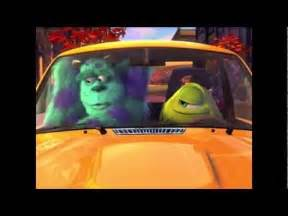monsters inc new car monsters inc mike s new car fandub mike