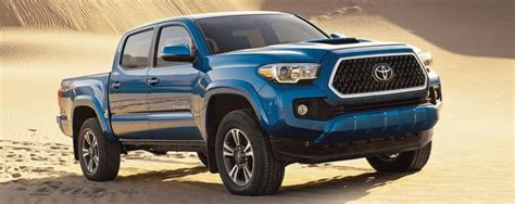 Columbus Ohio Toyota 2018 Toyota Tacoma Truck Model Review Columbus Oh