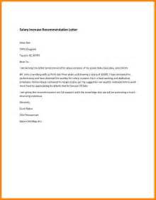 paycheck letter template increment letter sle