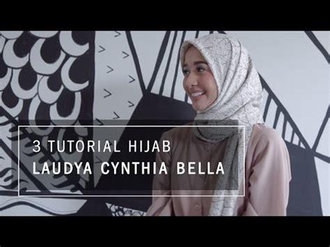tutorial hijab pashmina laudya chintya bella roxane shawl styling tutorial by al humaira contemporary