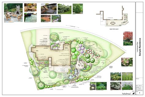 backyard landscape design plans landscaping services