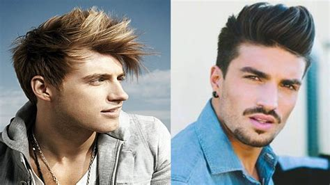 mens trending hairstyles mens trending hairstyles trend hairstyle and haircut ideas
