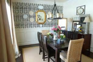 Ideas For Dining Room Walls by Gallery For Gt Wall Decoration Ideas For Dining Room