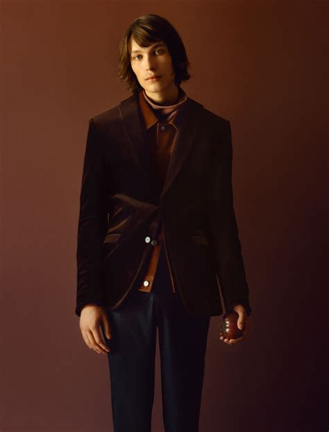 menswear denim winter 2015 trends zara fall winter 2015 menswear caign channels 1970s