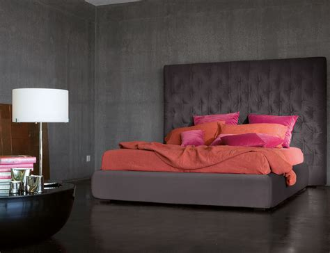 wing bedroom wing bed by bonaldo anima domus