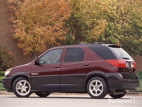 2005 buick rendezvous picture 2748 car review top speed