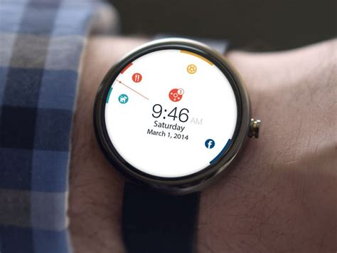 layout android wear calendar app android wear smartwatch ui pinterest