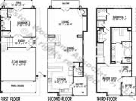 narrow lot house plan modern narrow lot house plans modern house plans with lots