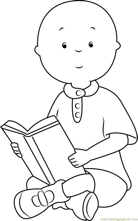 printable caillou images funny cartoon caillou coloring pages womanmate com