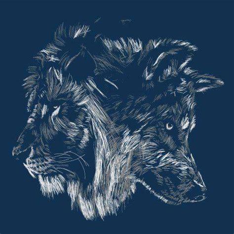 leones y lobos s 237 mbolos para la libertad