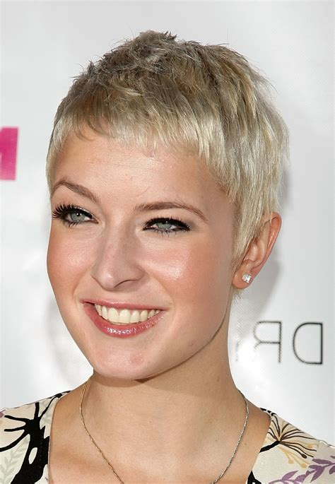 hairstyles for very short thin hair with short edges very short haircut fine hair short hairstyles for fine