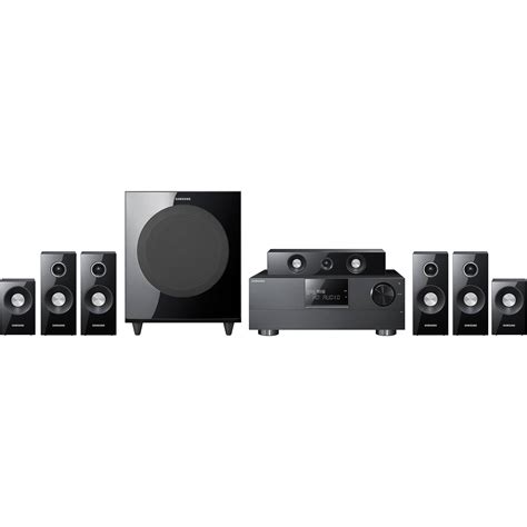 samsung hw c770b 7 1 channel home theater system hw c770bs xaa