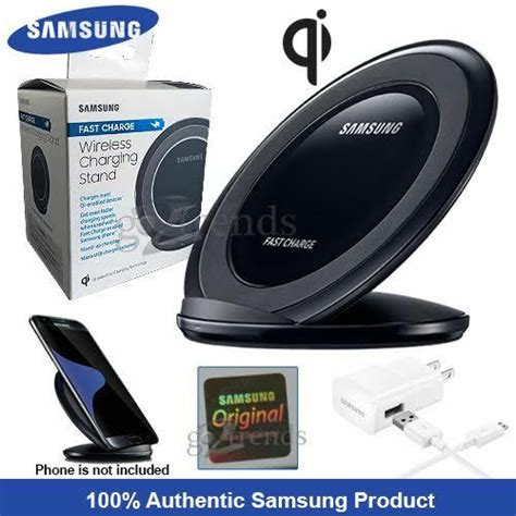 Samsung S8 Wireless Charging samsung wireless fast charge qi charging stand pad for
